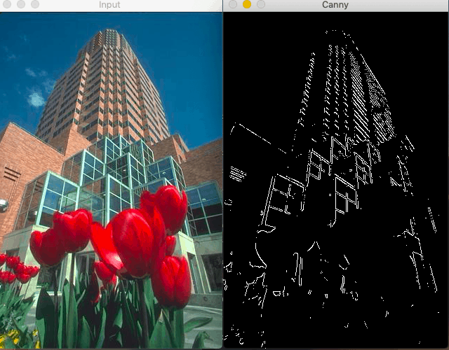 Deep Learning based Edge Detection in OpenCV – CV-Tricks com